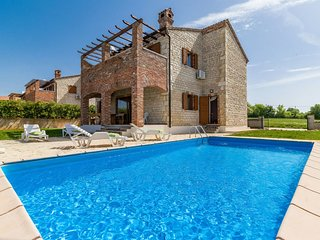 4 bedroom Villa in Juršići, Istria, Croatia : ref 5555589