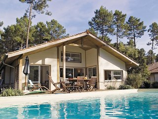 4 bedroom Villa in Moliets-et-Maa, Nouvelle-Aquitaine, France : ref 5565414