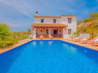 4 bedroom Villa in Benissa, Valencia, Spain : ref 5047279