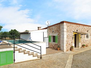 2 bedroom Villa in Can Picafort, Balearic Islands, Spain - 5441285