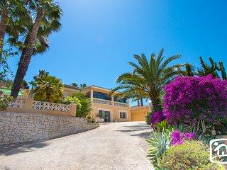 4 bedroom Villa in Calpe, Valencia, Spain : ref 5401452