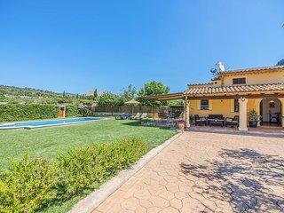 2 bedroom Villa in Pollença, Balearic Islands, Spain : ref 5334645