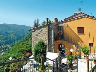 4 bedroom Villa in Aramo, Tuscany, Italy : ref 5447337