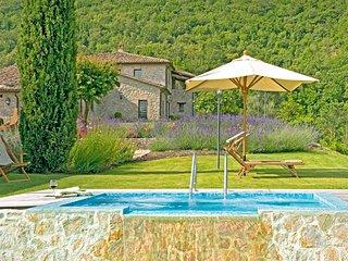 9 bedroom Villa in Palazzo Guglielmi, Umbria, Italy : ref 5048960