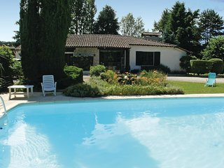 3 bedroom Villa in Vergt, Nouvelle-Aquitaine, France : ref 5565358