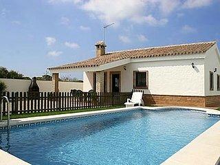 3 bedroom Villa in Sanlucar de Barrameda, Andalusia, Spain : ref 5455014