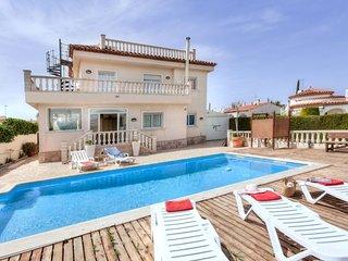 4 bedroom Villa in l'Ametlla de Mar, Catalonia, Spain : ref 5585311