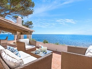 6 bedroom Villa in Calella de Palafrugell, Catalonia, Spain : ref 5605578
