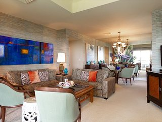Luxury Vista Waikoloa Top Floor Condo
