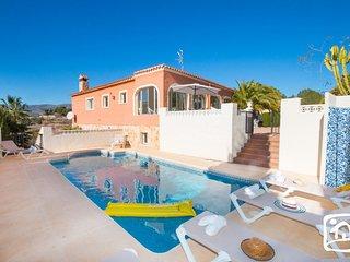8 bedroom Villa in Casas de Torrat, Valencia, Spain : ref 5504475