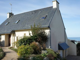 3 bedroom Villa in Créach-Guennou, Brittany, France : ref 5605896