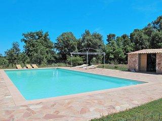 3 bedroom Apartment in Casamozza di Fium'Orbu, Corsica, France : ref 5440020