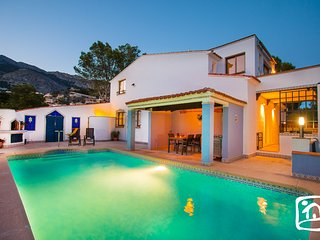 2 bedroom Villa in Calpe, Valencia, Spain : ref 5401559