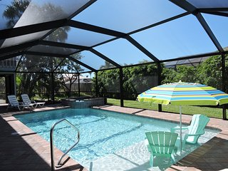 Marco Island 4 BR Including Separate Guest Suite; Sleeps 8.  Heated Pool & Spa!