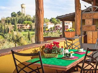 1 bedroom Villa in Lari, Tuscany, Italy : ref 5238917