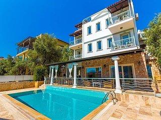 5 bedroom Villa in Kalkan, Antalya, Turkey : ref 5433317