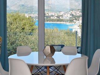 TROGIR, Okrug Gornji, apartment BONA DEA with pool