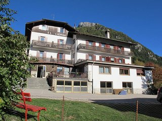 3 bedroom Apartment in Moena, Trentino-Alto Adige, Italy : ref 5437552