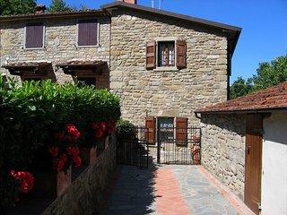 2 bedroom Villa in Castel Focognano, Tuscany, Italy : ref 5239779