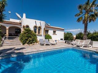 4 bedroom Villa in Xàbia, Valencia, Spain : ref 5609034