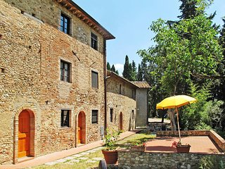 2 bedroom Apartment in Montespertoli, Tuscany, Italy : ref 5446817
