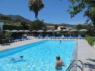 2 bedroom Apartment in Valle-di-Campoloro, Corsica, France - 5440039