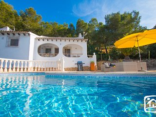2 bedroom Villa in Moraira, Valencia, Spain : ref 5489068