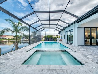 Villa Positively Perfect, Cape Coral