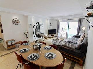EL PRESIDENTE · Superbe appartement à 5 minutes à pied de la plage