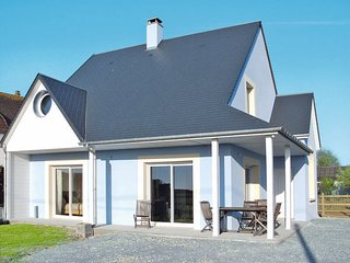 4 bedroom Villa in Blainville-sur-Mer, Normandy, France : ref 5441926
