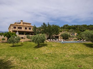 7 bedroom Villa in Inca, Balearic Islands, Spain : ref 5623784