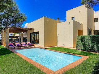 4 bedroom Villa in Cala Galdana, Balearic Islands, Spain : ref 5334256