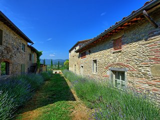 2 bedroom Apartment in Anghiari, Tuscany, Italy : ref 5241808