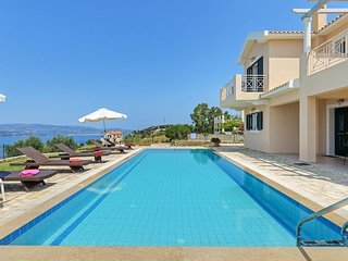 3 bedroom Villa in Lassi, Ionian Islands, Greece : ref 5334413