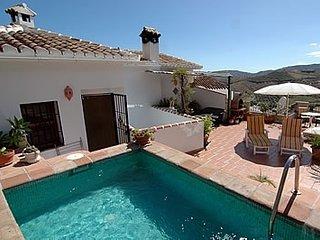 1 bedroom Villa in Frigiliana, Andalusia, Spain : ref 5455160