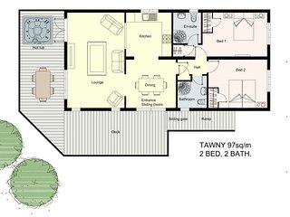 Tawny Lodge