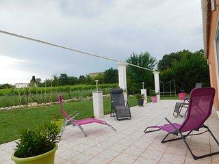 Villa spacieuse située à 30 km de Nîmes