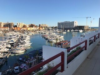 Vilamoura Marina 26Garden and pool view Beautiful 2 bedroom apartment by the