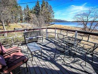 Big Bear Lake Holiday House 12342