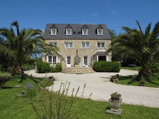 4 bedroom Villa in Reville, Normandy, France : ref 5442028