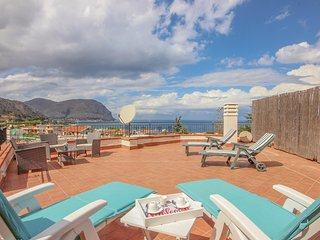 2 bedroom Apartment in Lido di Mondello, Sicily, Italy : ref 5550177