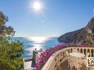 4 bedroom Villa in Calpe, Valencia, Spain : ref 5401409