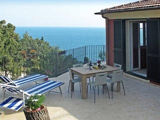 4 bedroom Villa in San Lorenzo al Mare, Liguria, Italy : ref 5444189