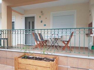Holiday apartment in Ofriniou beach Tuzla