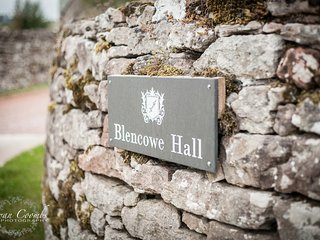 Blencowe Hall is within the private family owned Rowley Estates