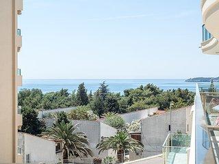 Appartamento Becici Beach con vista sul lmare