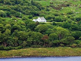 386 - Lough Derriana, Waterville, co. Kerry
