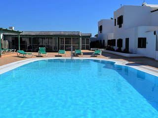 A beautiful one bedroom apartment with communal pool