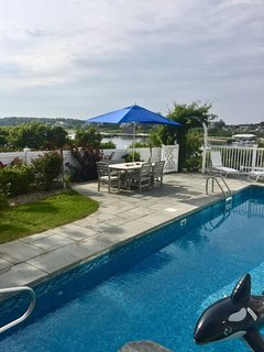 Waterfront 6 Bedroom with Pool and Private Dock