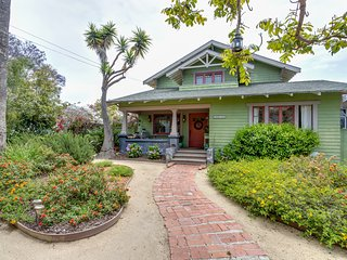 Charming Bed & Breakfast in Craftsman Home